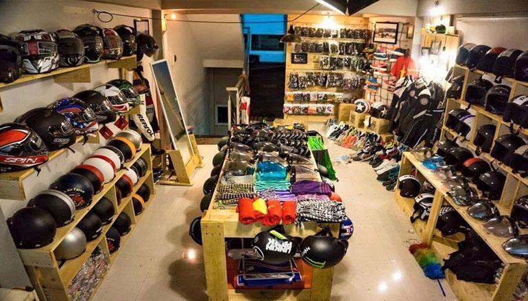 Cửa hàng đồ phượt