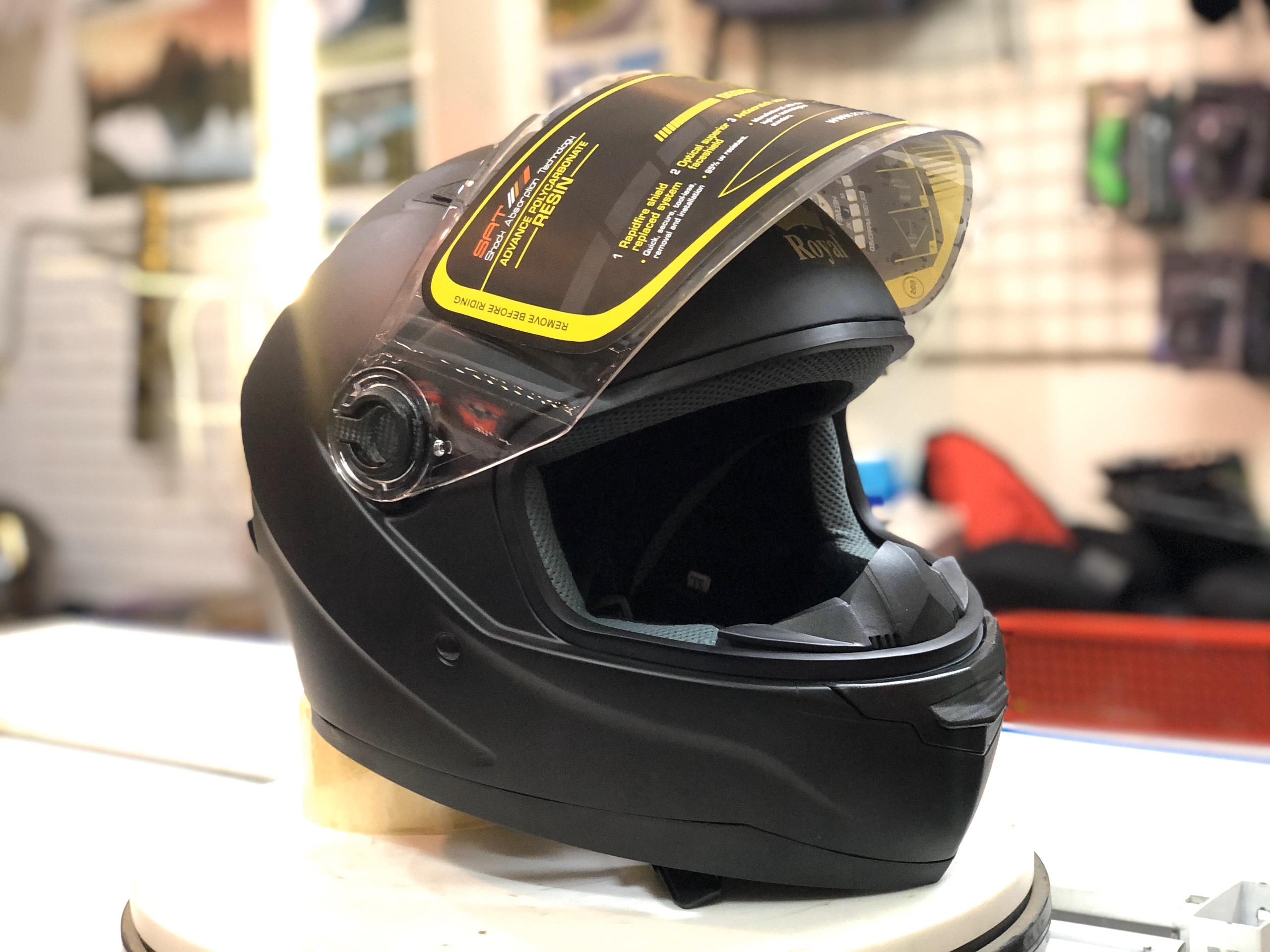 Mũ bảo hiểm Royal M136 (2)