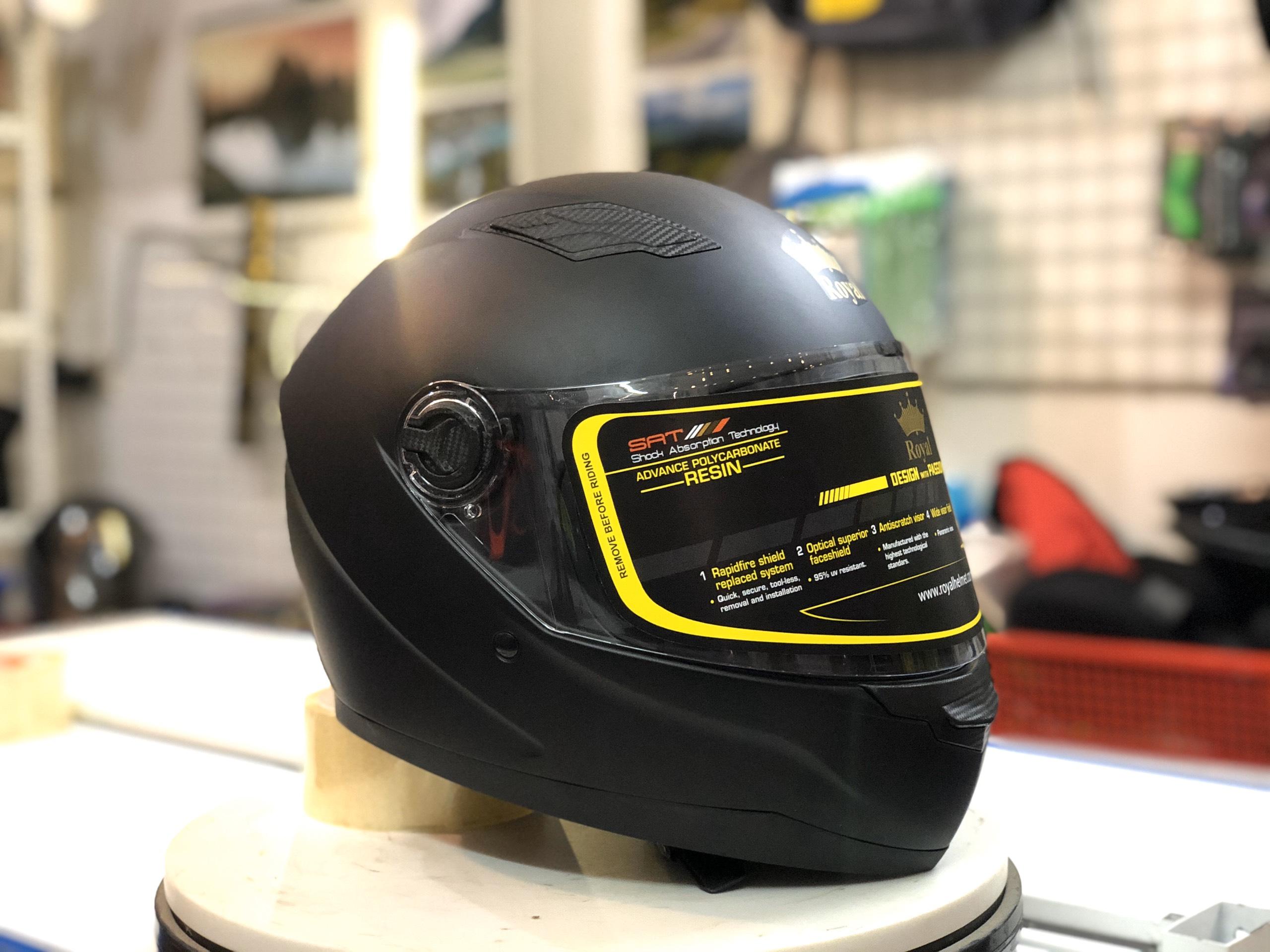 Mũ bảo hiểm Royal M136 (4)