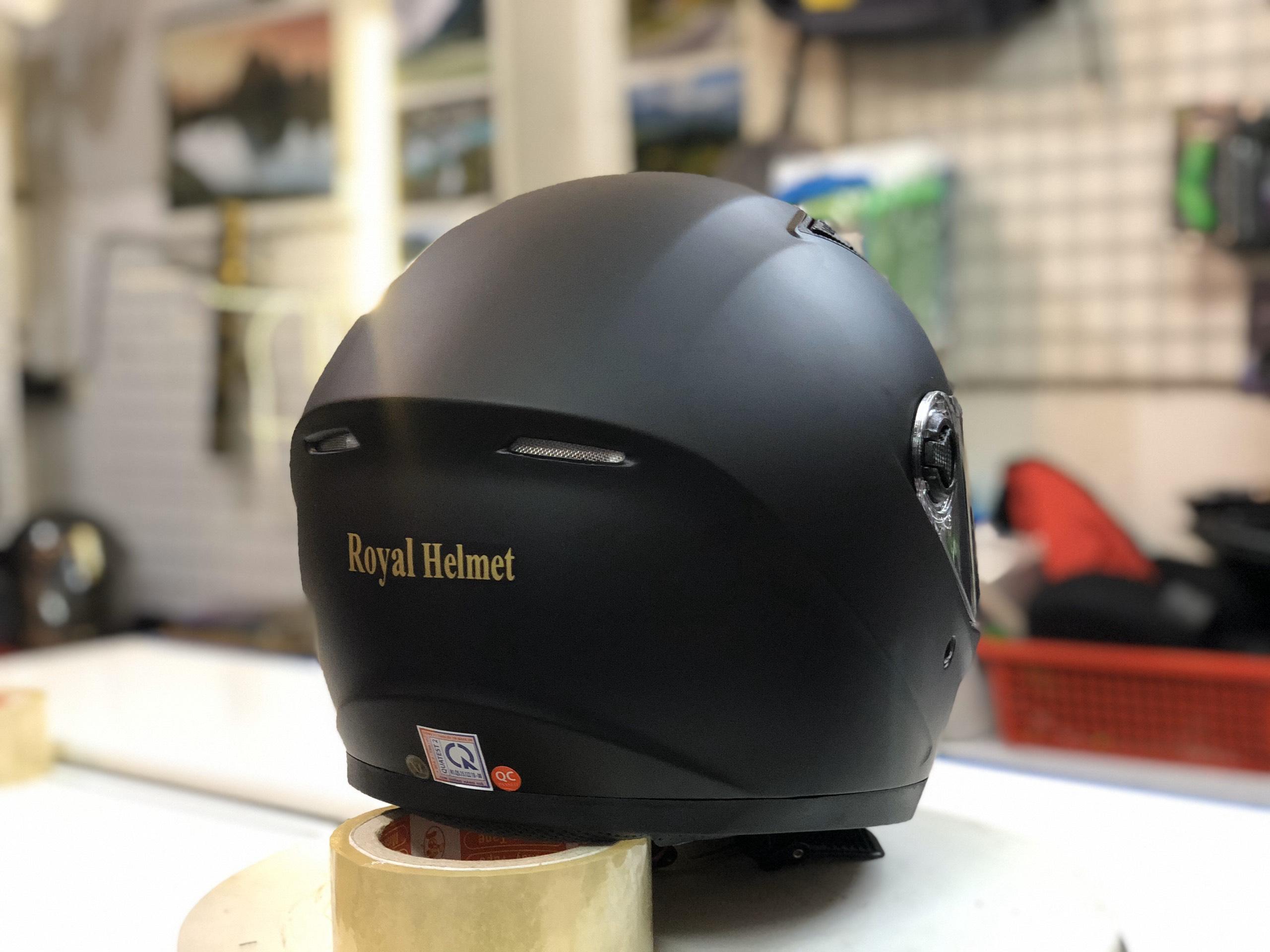 Mũ bảo hiểm Royal M136 (5)