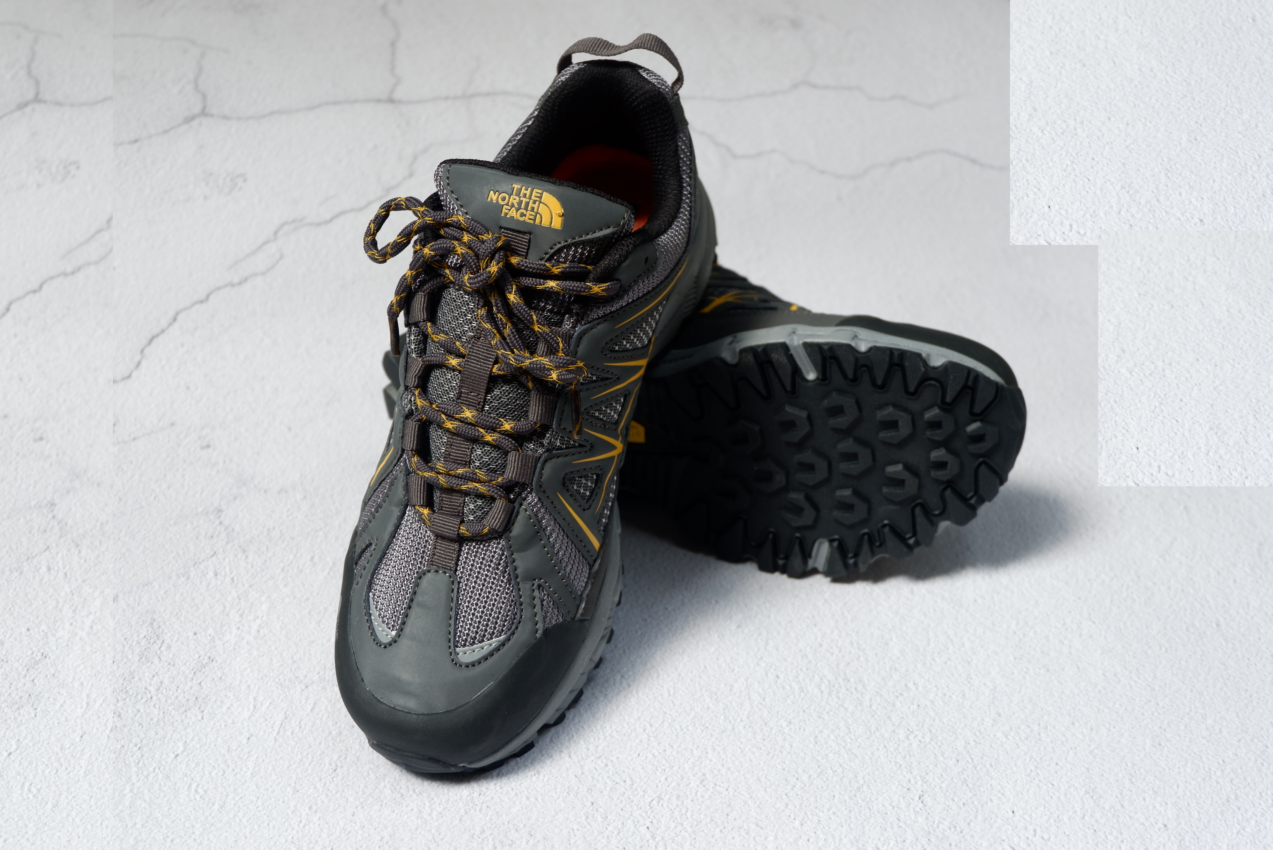 giày trekking the north face 2
