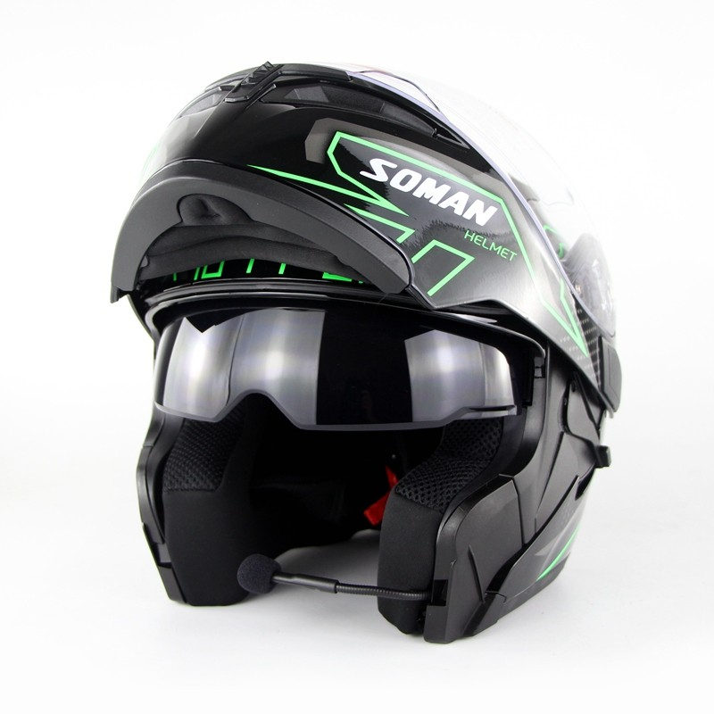 built-in-bluetooth-motorcycle-helmet-casco-double-lens-casque-smart-bt-earphone-motor-bike-helmets-sosman