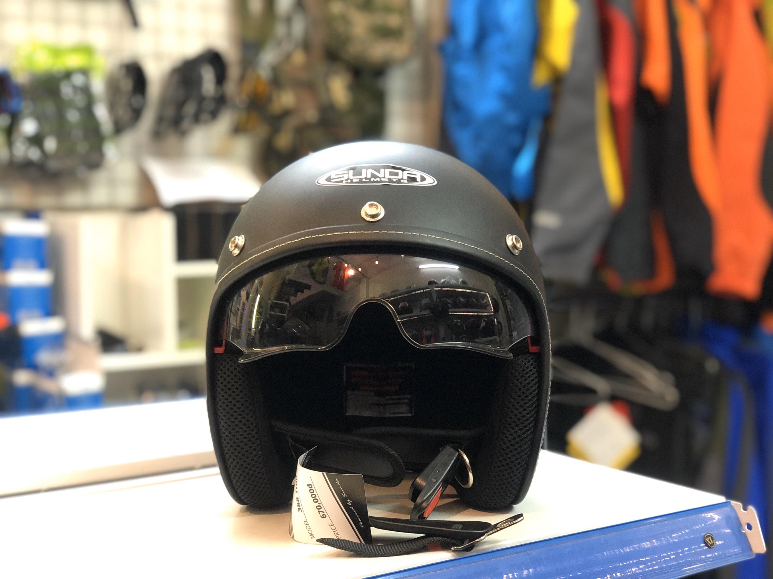Mũ bảo hiểm sunda 388 (2)