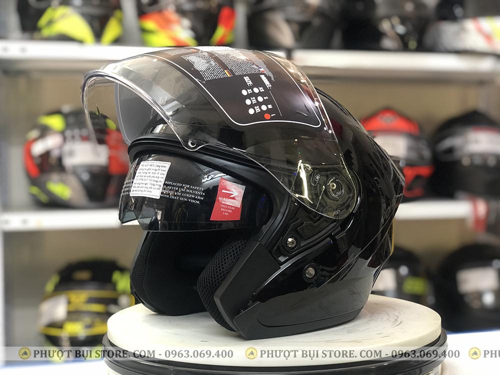 mũ bảo hiểm Yohe 878 (2)