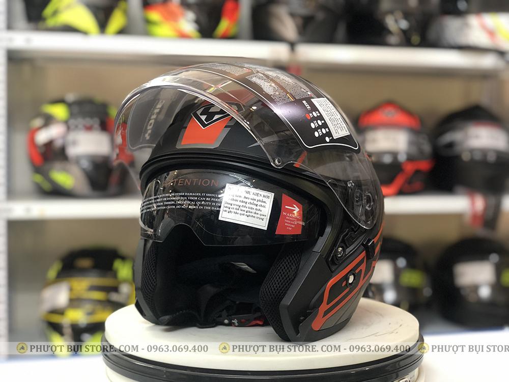 mũ bảo hiểm Yohe 878 (4)