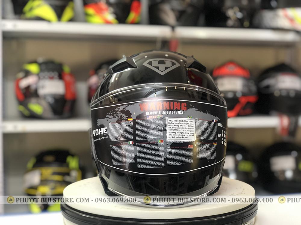 mũ bảo hiểm Yohe 878 (7)