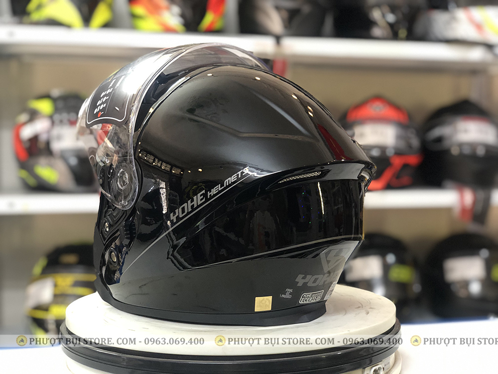 mũ bảo hiểm Yohe 878