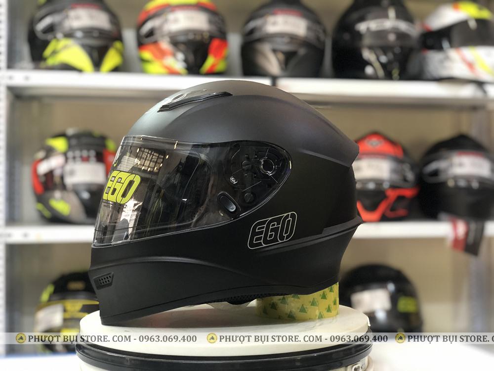 mũ bảo hiểm ego e8