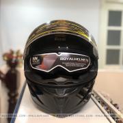 mũ bảo hiểm royal roc m137 đen bóng (3)