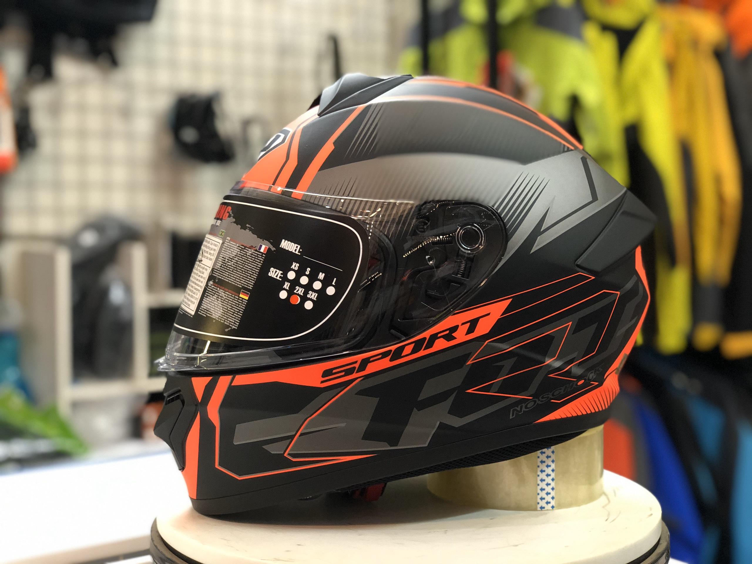 mũ bảo hiểm yohe 977 đỏ (4)