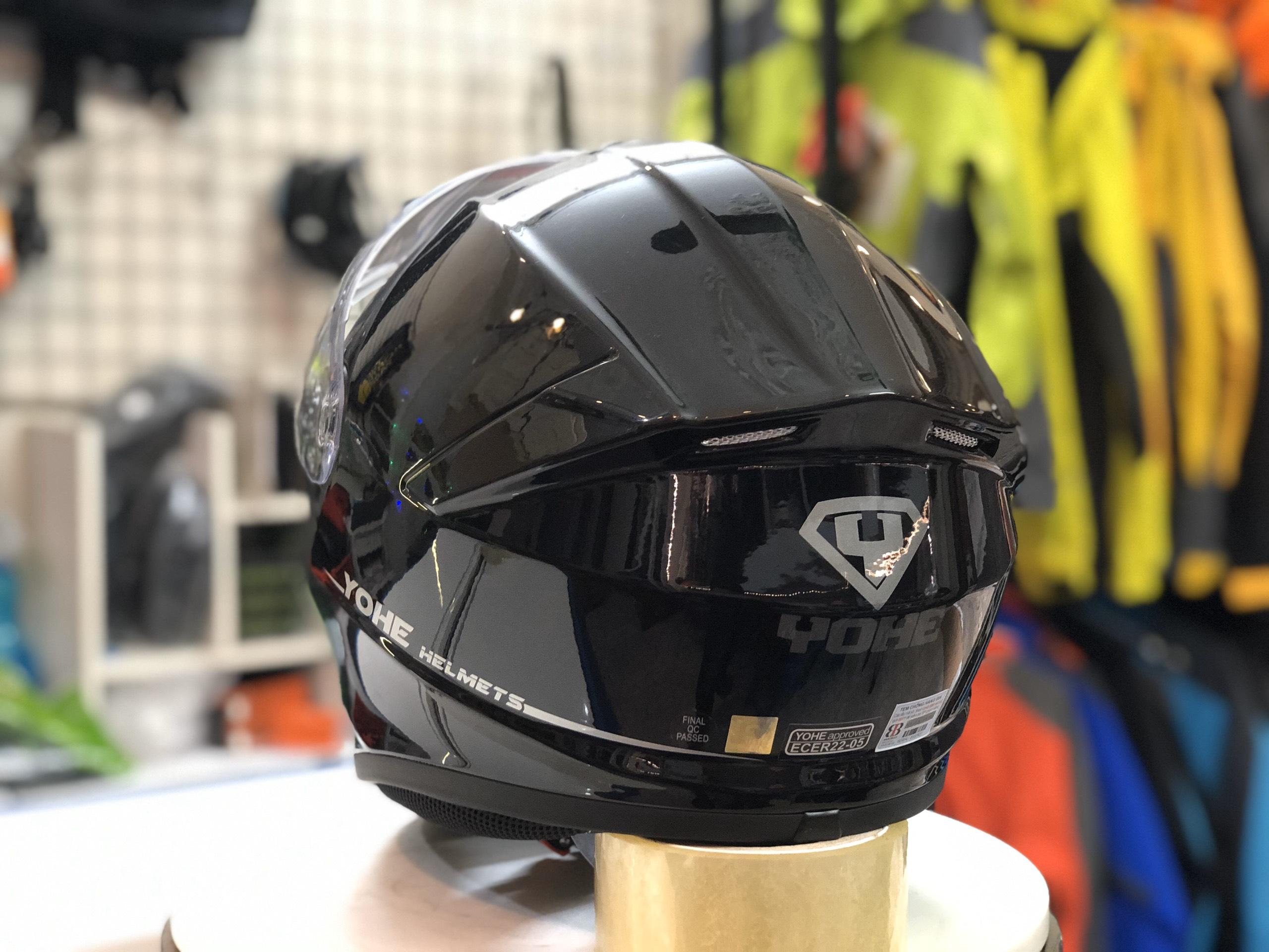 mũ bảo hiểm yohe 977 đen (6)